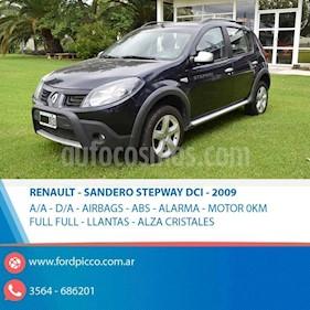 Foto venta Auto usado Renault Sandero 1.5 dCi Confort (2009) color Azul precio $225.000