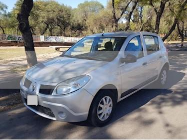 Foto venta Auto usado Renault Sandero 1.5 dCi Confort (2010) color Gris Claro precio $195.000