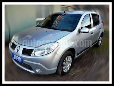 Foto venta Auto usado Renault Sandero 1.5 dCi Confort (2011) color Gris Claro precio $213.000