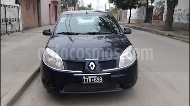 Foto venta Auto usado Renault Sandero 1.5 dCi Pack (2010) color Azul Crepusculo precio $150.000