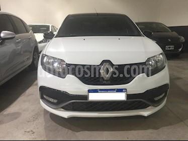 Foto venta Auto usado Renault Sandero 1.6 Authentique Pack II (2017) color Blanco precio $490.000