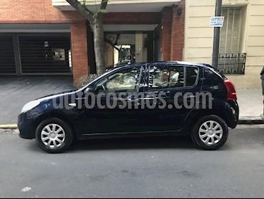 Foto venta Auto usado Renault Sandero 1.6 Authentique Pack II (2012) color Azul precio $196.000