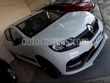 Foto venta Auto usado Renault Sandero 1.6 Authentique Pack II (2018) color Blanco precio $558.000
