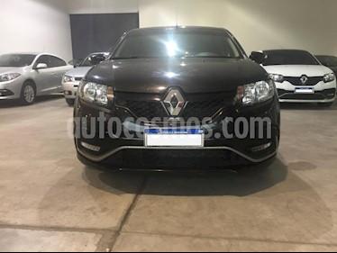 Foto venta Auto usado Renault Sandero 1.6 Authentique Pack II (2016) color Negro precio $455.000