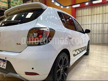 Foto venta Auto usado Renault Sandero 1.6 Authentique Pack II (2016) color Blanco precio $430.000