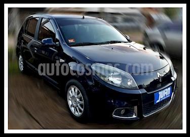 Foto venta Auto usado Renault Sandero 1.6 Authentique Pack II (2013) color Azul precio $246.000