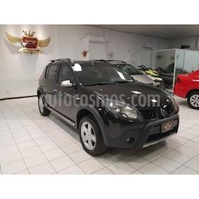 Foto venta Auto usado Renault Sandero 1.6 Authentique (2009) color Negro Nacre precio $235.000
