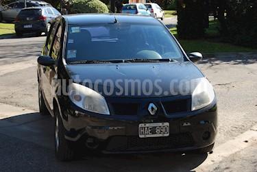 Foto venta Auto usado Renault Sandero 1.6 Confort (2008) color Azul precio $180.000