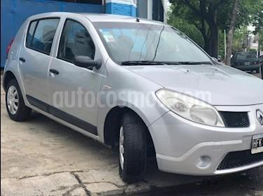 Foto venta Auto usado Renault Sandero 1.6 Confort (2008) color Plata precio $160.000