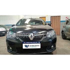 Renault Sandero 1.6 Dynamique usado (2017) color Negro precio $505.000