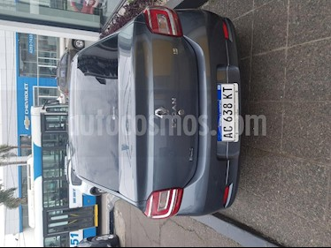 Foto venta Auto usado Renault Sandero 1.6 Dynamique (2018) color Gris Oscuro precio $486.000