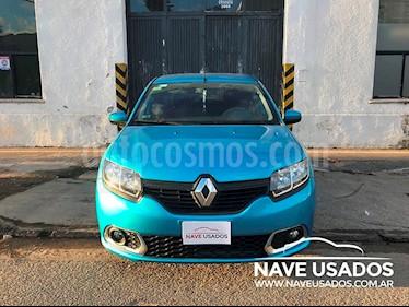 Foto venta Auto Usado Renault Sandero 1.6 Dynamique (2015) color Azul