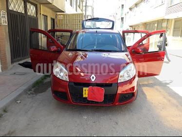 Renault Sandero 1.6 Expression Mec 5P usado (2016) color Rojo precio $28.000.000