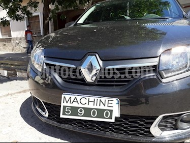 Foto venta Auto Usado Renault Sandero 1.6 Expression Pack (2018) color Negro precio $360.000