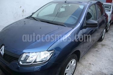 Foto venta Auto nuevo Renault Sandero 1.6 Expression Pack color Azul precio $450.000