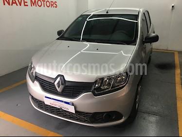 Foto venta Auto usado Renault Sandero 1.6 Expression Pack (2017) color Gris Acero precio $430.000
