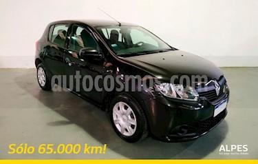 Foto venta Auto usado Renault Sandero 1.6 Expression Pack (2016) color Negro precio $396.000