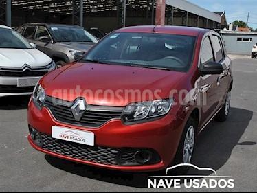Foto venta Auto usado Renault Sandero 1.6 Expression (2017) color Rojo precio $365.000