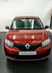 Foto venta Auto nuevo Renault Sandero 1.6 Expression color Blanco precio $518.500
