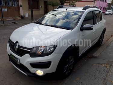 Foto venta Auto usado Renault Sandero 1.6 Get Up (2016) color Blanco precio $425.000