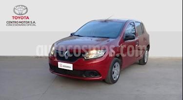 Foto venta Auto usado Renault Sandero 1.6 Get Up (2017) color Rojo precio $360.000