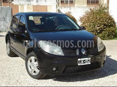 Foto venta Auto usado Renault Sandero 1.6 Get Up (2010) color Negro precio $112.000