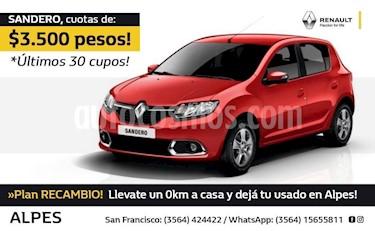 Foto venta Auto Usado Renault Sandero 1.6 Get Up (2018) precio $3.500