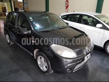 Foto venta Auto Usado Renault Sandero 1.6 Get Up (2011) color Negro precio $215.000