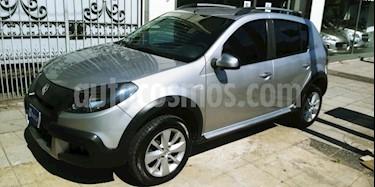 Foto venta Auto usado Renault Sandero 1.6 Get Up (2013) color Gris Claro precio $170.000