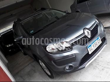 Foto venta Auto usado Renault Sandero 1.6 GT Line (2018) color Gris Oscuro precio $370.000
