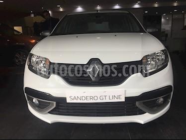 Foto venta Auto nuevo Renault Sandero 1.6 GT Line color Blanco precio $697.900