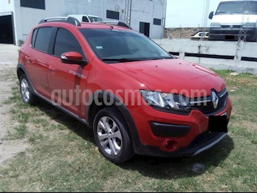 Renault Sandero 1.6 GT Line usado (2017) color Rojo precio $875.000