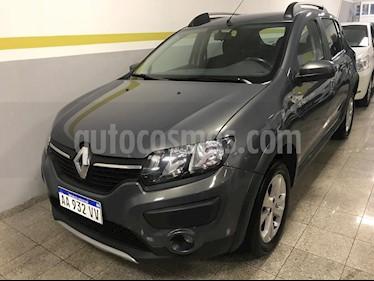 Foto venta Auto usado Renault Sandero 1.6 GT Line (2017) color Gris Oscuro precio $470.000