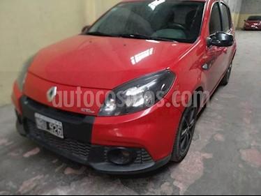 Foto Renault Sandero 1.6 GT Line usado (2014) color Rojo Vivo precio $285.000