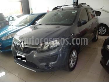 Foto venta Auto usado Renault Sandero 1.6 GT Line (2015) color Gris Oscuro precio $395.000