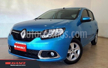 Foto venta Auto usado Renault Sandero 1.6 GT Line (2016) color Azul Celeste precio $395.000