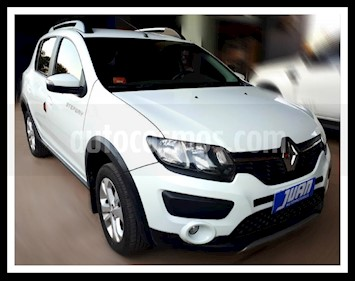 Foto venta Auto usado Renault Sandero 1.6 GT Line (2015) color Blanco precio $438.000