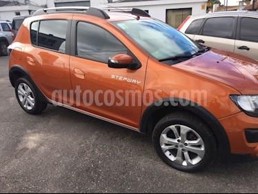Foto venta Auto usado Renault Sandero 1.6 GT Line (2015) color Naranja precio $432.000