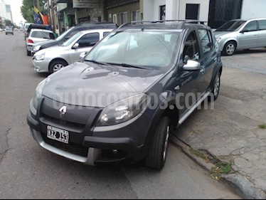 Foto venta Auto usado Renault Sandero 1.6 GT Line (2012) color Gris Oscuro precio $262.000