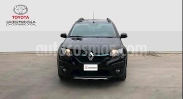 Foto venta Auto usado Renault Sandero 1.6 GT Line (2015) color Negro precio $360.000