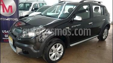 Foto venta Auto usado Renault Sandero 1.6 Luxe (2011) color Negro precio $245.000