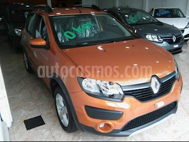 Renault Sandero 1.6 Pack usado (2019) color Naranja precio $888.888