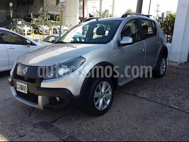 Foto venta Auto Usado Renault Sandero 1.6 Pack (2013) color Gris Claro precio $270.000