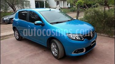 Foto venta Auto usado Renault Sandero 1.6 Privilege Nav (2015) color Azul precio $390.000