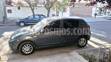 Foto venta Auto usado Renault Sandero 1.6 Privilege Nav (2014) color Gris Estrella precio $265.000