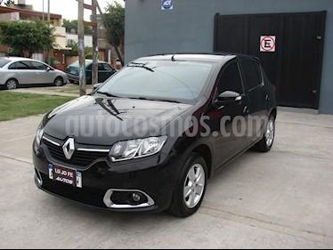Foto venta Auto usado Renault Sandero 1.6 Privilege Pack (2016) color Negro Nacre precio $398.000