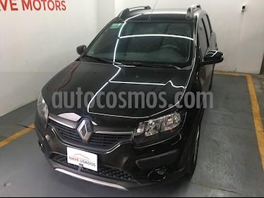 Renault Sandero 1.6 Privilege usado (2015) color Negro precio $498.000