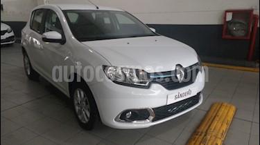 Foto venta Auto nuevo Renault Sandero 1.6 Privilege color Blanco Glaciar precio $440.000