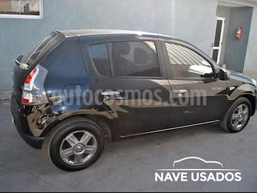 Foto venta Auto Usado Renault Sandero 1.6 Tech Run (2014) color Negro Nacre