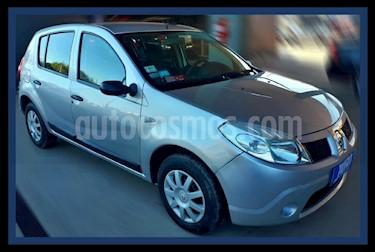 Foto venta Auto usado Renault Sandero 1.6L Confort (2008) color Gris Claro precio $215.000